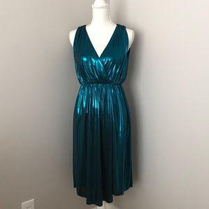 Zara Electric Blue Dress